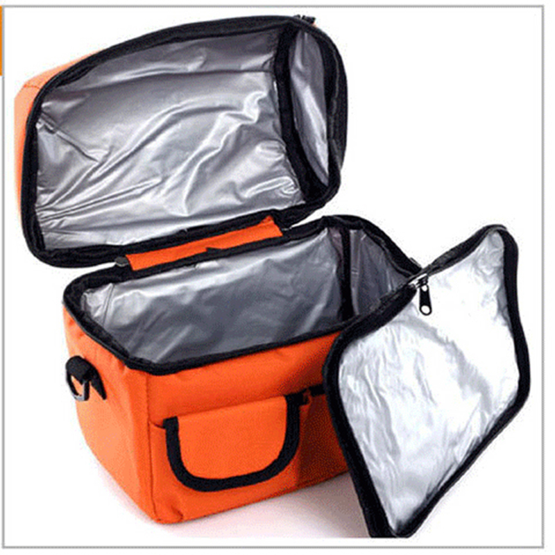 High quality Thicken folding fresh waterproof ice steak insulation bag insulation bag insulation ice bag lunch box cool ...