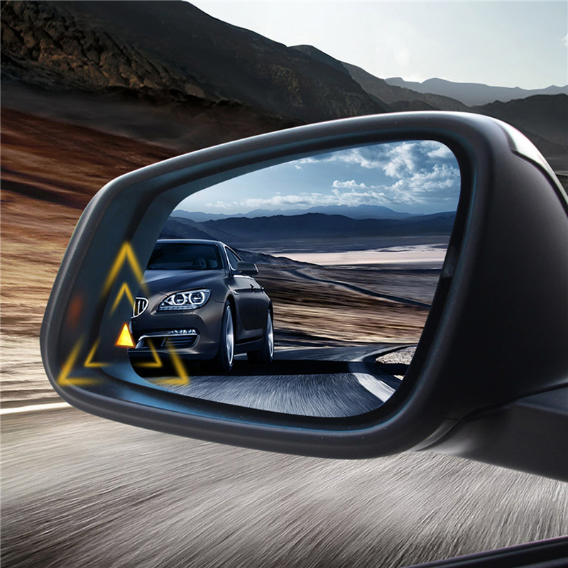 Heat Side Rear Mirror BSD Microwave Radar Sensor Blind Spot Detection for BMW X1 F48 2014 2015 2016 2017 2018 Alarm Systems image