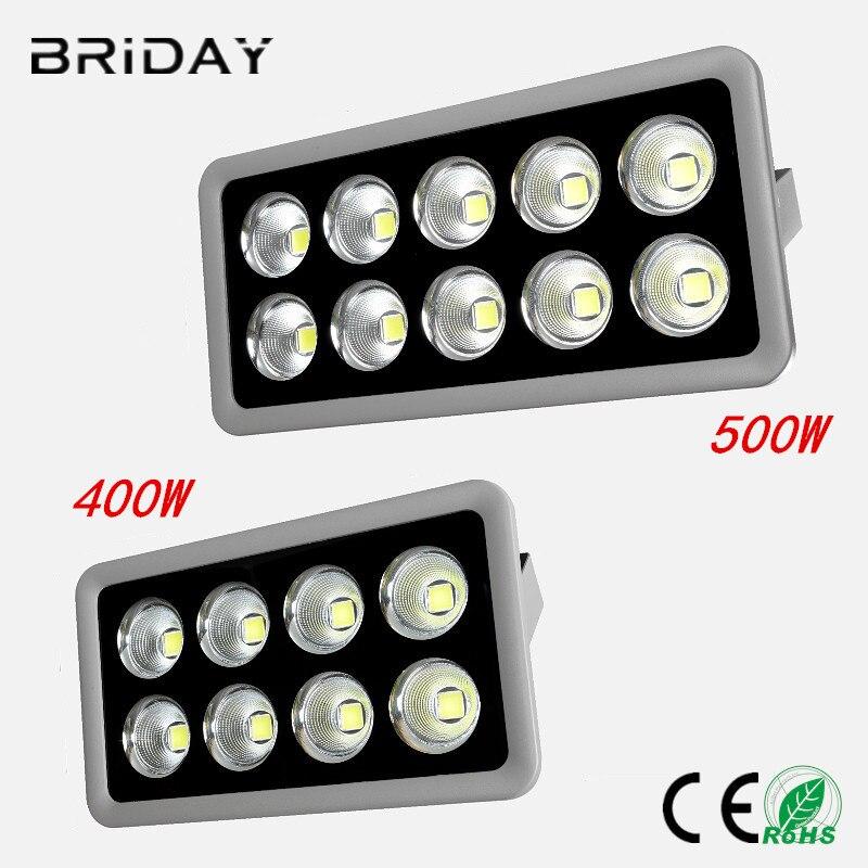 2X IP66 LED Flood Light 100W 150W 200W 250W 300W 400W COB LED Flood Lightsc RGB Warm Cold White LED Flood Lighting AC85-265V стоимость