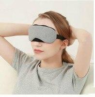 Śpią USB fever ciepła, aby złagodzić zmęczenie czarny krawędź oka poprawki ogrzewania parowego cieniowania
