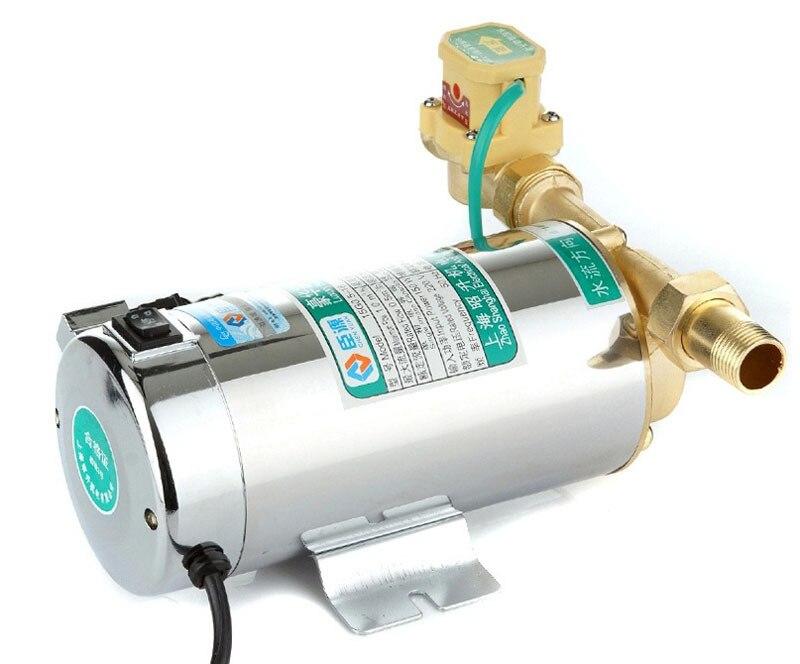 220 v ménage automatique chauffe-eau à gaz solaire pompes à eau pompe à pression d'eau 150 w - 5