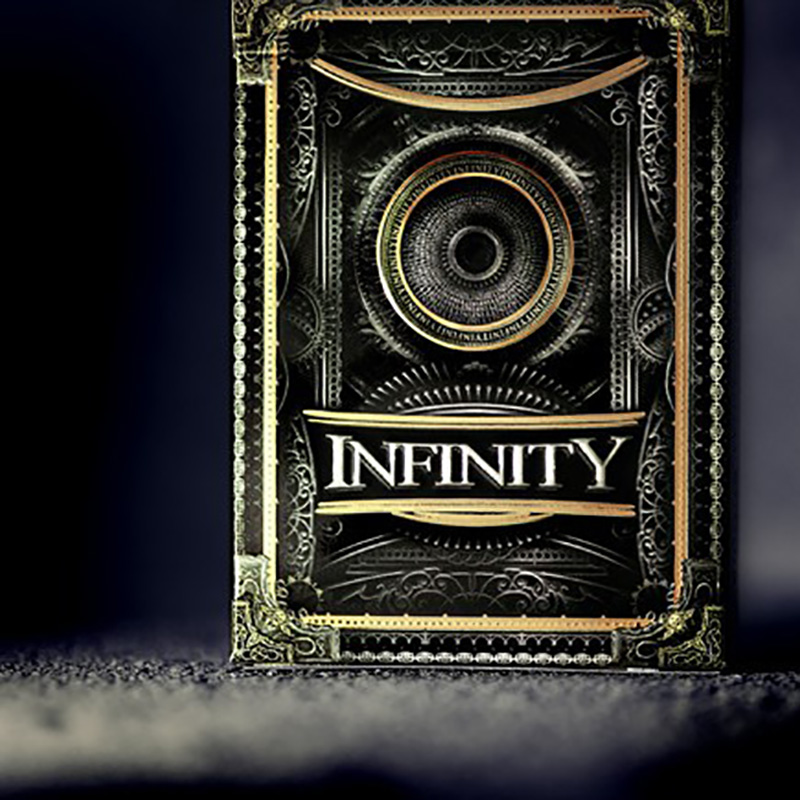 Infinity Ellusionist Playing Cards Ellusionist Playing Cards Original Poker Cards for Magician Collection Card Game