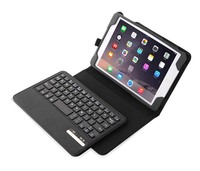 Ultra Slim Russian Detachable Wireless Bluetooth Keyboard Leather Cover Case For Apple Ipad Mini 4 Mini4