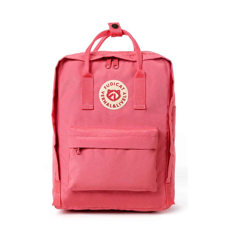 ... 2018 Fashion New Design Teenager Backpack Arrival Children Waterproof  Backpack Classic Mini for Student Mochila ... 1c839f9998bc7