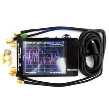 Антенный Анализатор Профессиональный портативный цифровой коротковолновый MF HF VHF UHF 50 KHz-900 MHz векторный сетевой анализатор