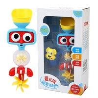 Brinquedos para o Banho do bebê Banho de Chuveiro Presentes Engraçados Crianças Jogar Jogos de Pulverização de Água Torneiras Do Banheiro Submarino Banheira Para bebês de 0-3 Anos