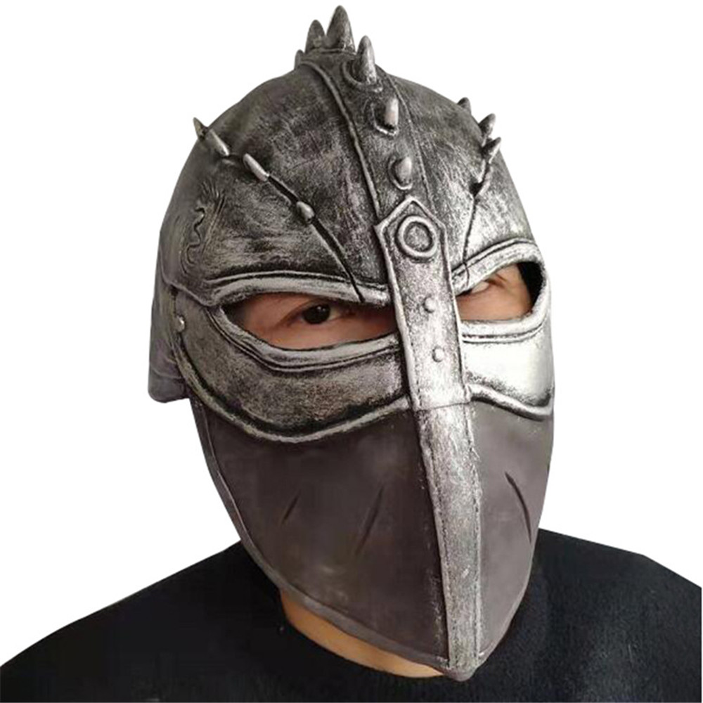 Anime How To Train Your Dragon Cosplay Mask Hiccup Cosplay Helmet Armor Warrior Mask Costume Props