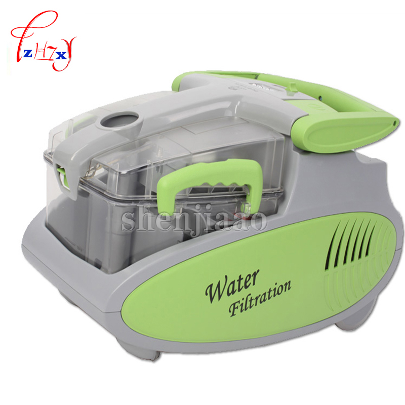 VC9001 1600W 6L Water Filtration Vacuum Cleaner Washing Wet Dry Vacuum Cleaner For Home Dust Mite Collector Products 1pc 15l industrial dust collector 1200w electric dust collector for dry and wet