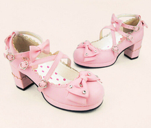 Butterfly High Heels Women 2016 Summer New Fashion Lolita Shoes Japanese Fashion Rhinestones Embellished Free Shipping