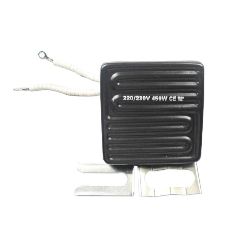 80*80mm 450W Infrared Top Upper Ceramic Heating Plate For BGA reballing Station IR6000 IR6500