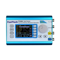 High Precision Signal Generator Digital DDS Dual Channel Function Generator Frequency Meter Arbitrary Waveform 200MSa S