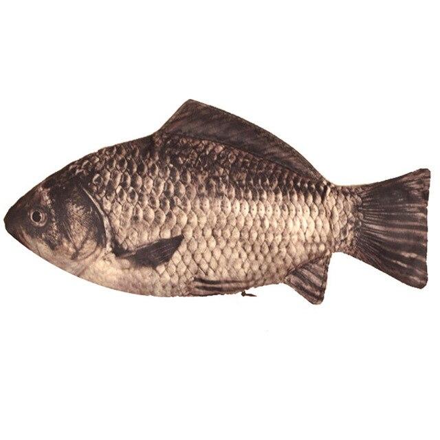 1 шт. Творческий рыбы пенал большой Ёмкость обновления школы подарок весело перьевая ручка сумки