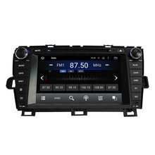 Quad Core Android 5.1 HD 2 din 8″ Car Radio dvd gps for Toyota Prius 2009-2013 With 3G WIFI Bluetooth TV USB DVR OBD Mirror link