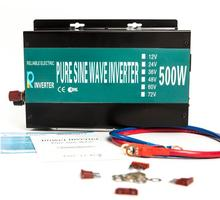 Inverter Manufacturer 500W 12 24 48 110V 110 220V DC To AC Transformer LED Display Off
