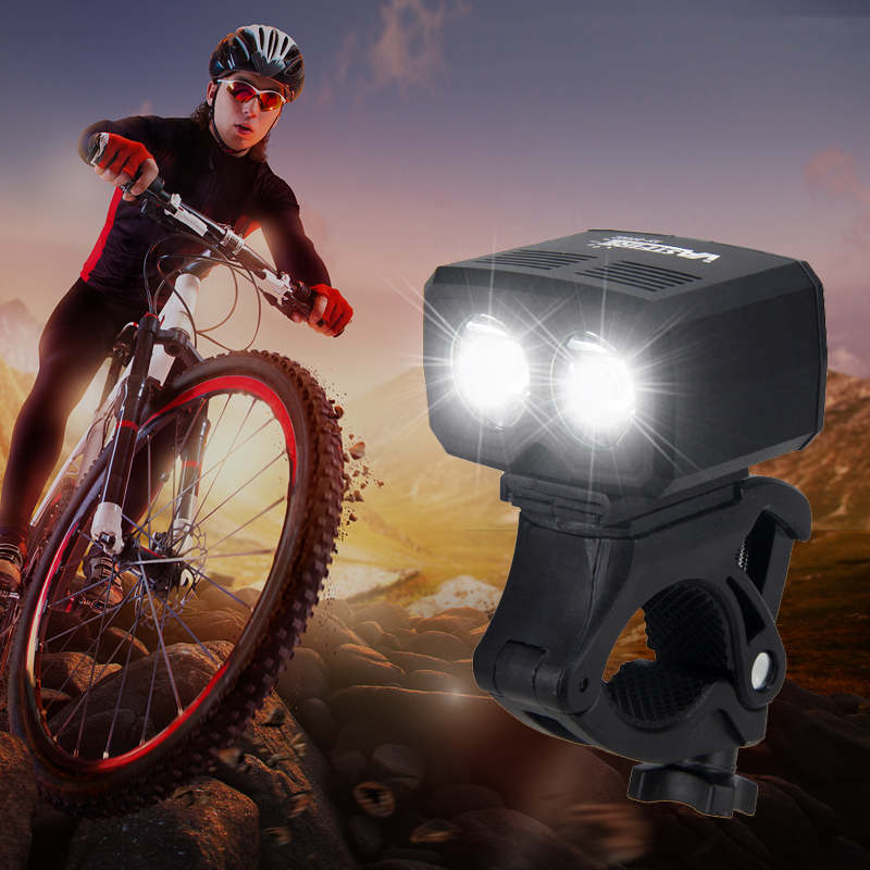 Vastfire 15000lm 3x T6 LED 4.2V 4-Mode USB Bicycle Light Bike Front Lamp Torch