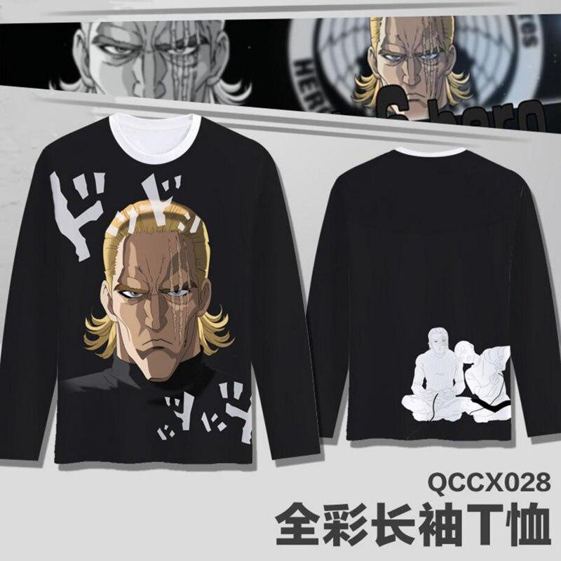 Manga & Anime Guilty Crown Yuzuriha Inori Anime Sweatshirt Langarm T-shirt Hoodie Longsleeve Comics