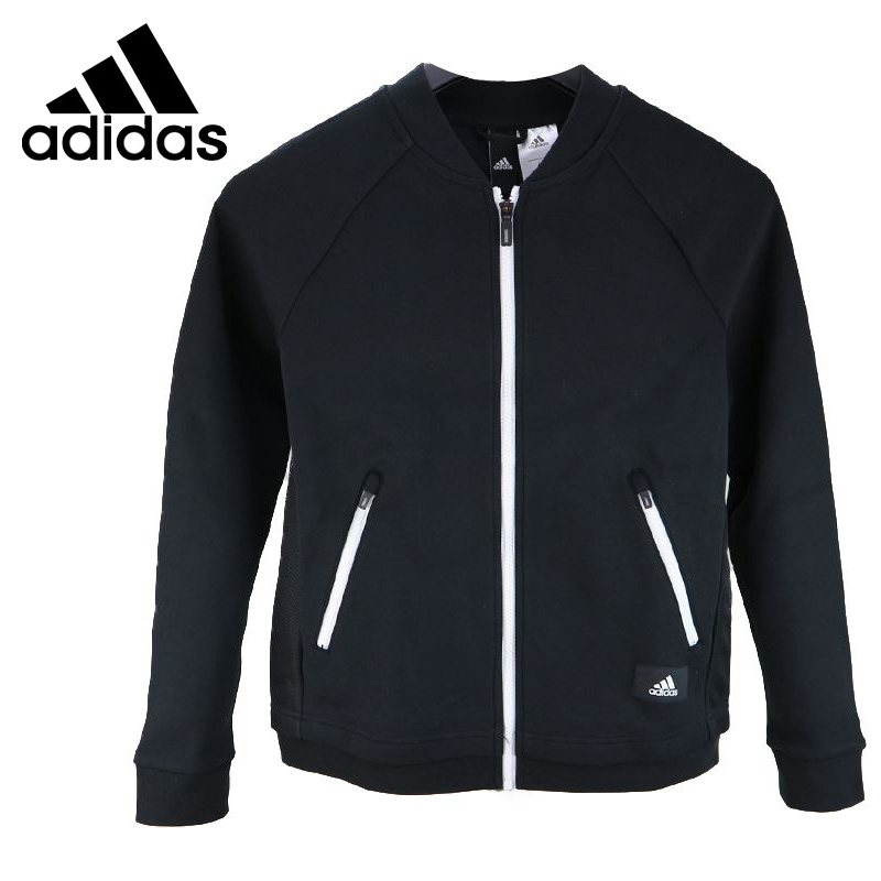 Original New Arrival 2018 Adidas ISC DN JACKET Women's jacket Hooded Sportswear цена