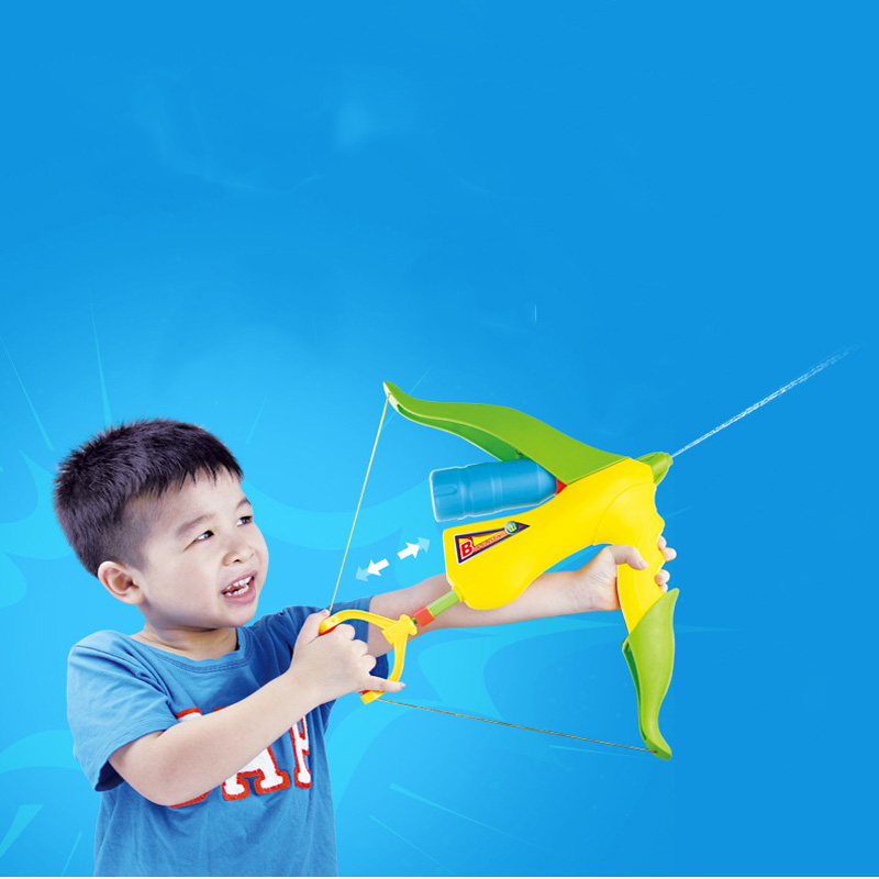 Butterfly Bow And Arrow Water Gun Children's Toys Play Pistol Creative Toys Summer Outdoor Fun Toys Children Water Gun Toys