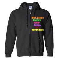 Oversized Customized Logo Text Photo Printed Men Jackets Blank Male Sweatshirt Moletom Punk Rock Man Hoodies Custom Boy Tracsuit