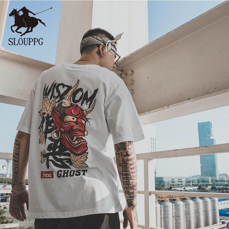 SLOUPPG nova moda T-shirt hop soltas tamanho grande curto-de mangas compridas T-shirt da marca maré casal de meia manga plus size bf t-shirt