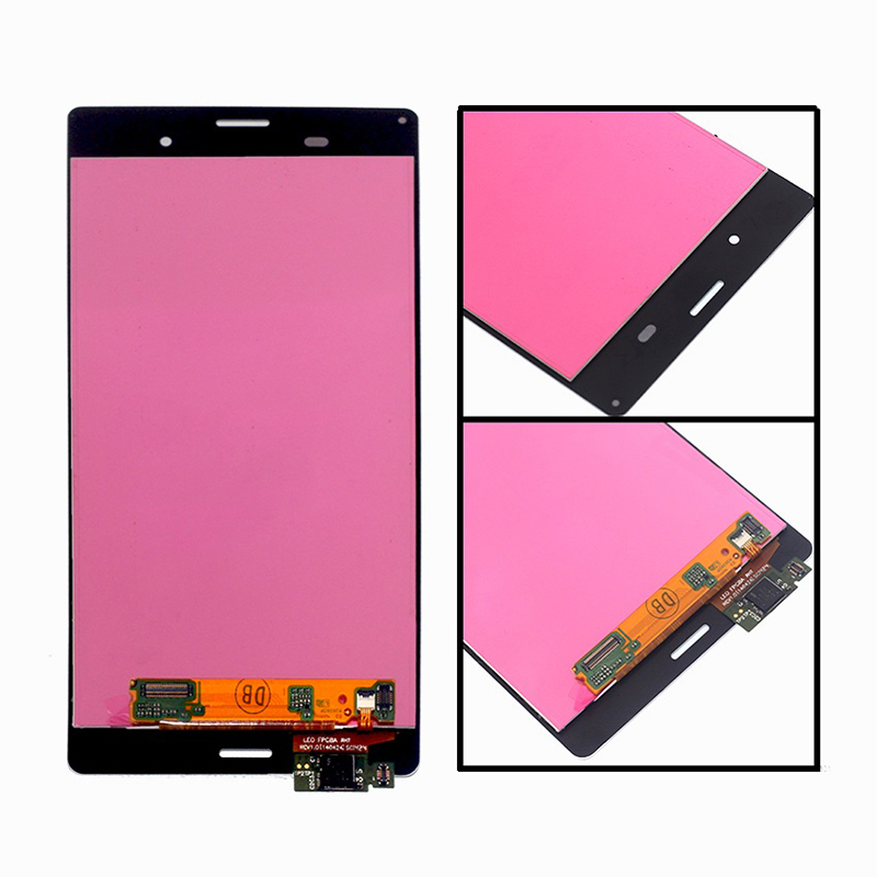 Image 3 - For Sony Xperia Z3 LCD Display Touch Screen Digitizer Assembly For Sony Xperia Z3 lcd L55T D6603 D6653 Display Screen LCD+Tools-in Mobile Phone LCD Screens from Cellphones & Telecommunications