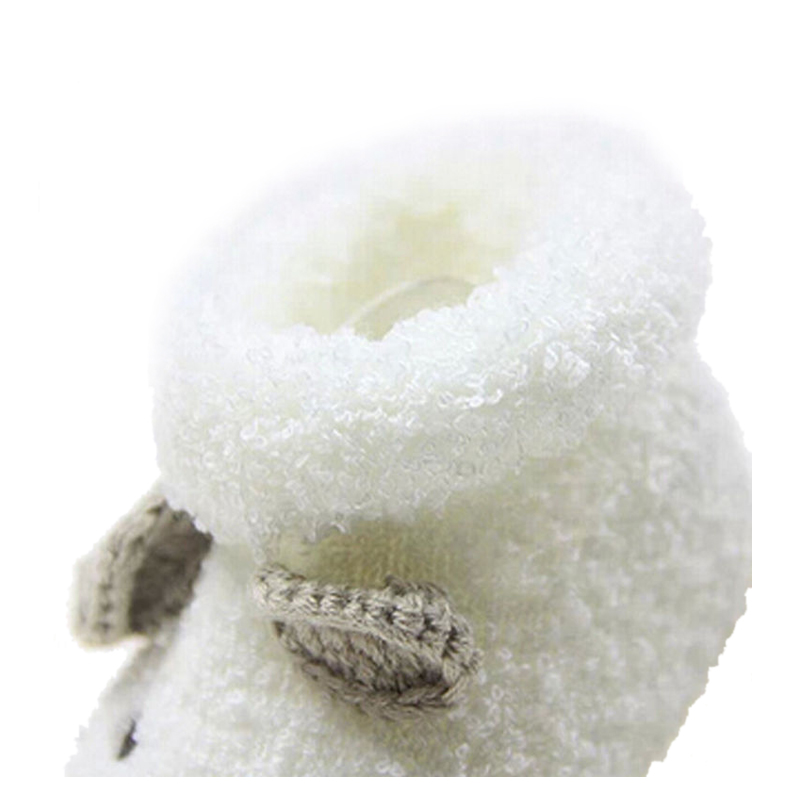 ABWE Best Sale NEW Warm Newborn Socks Unisex Baby Boy Girls Infant Cute Bear Crib Warm Shoes AU