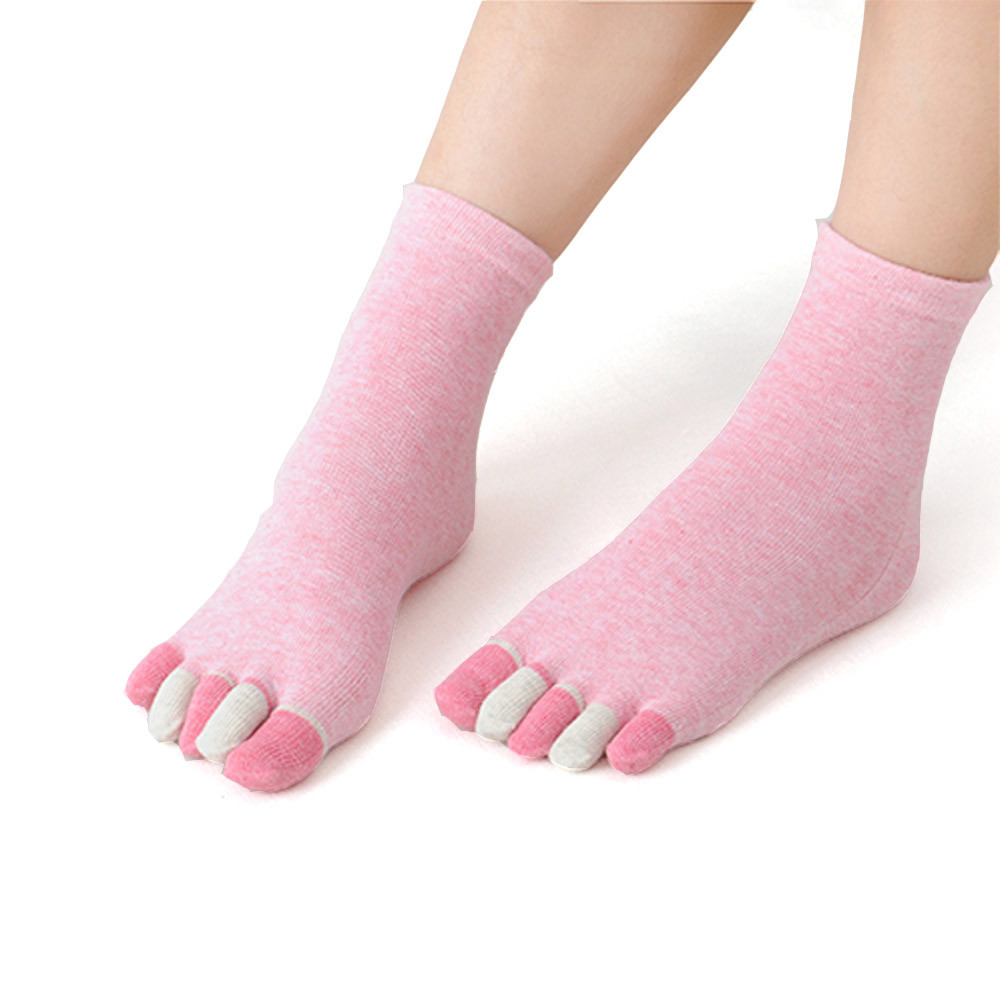 Non Slip Massage Toe Socks