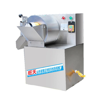 Electric Melon Fruit Cutting Slicer Commercial Small Potato Cutting Machine Automatic Vegetable Cutting Machine A30 beijamei high quality small electric vegetable cutting machine commercial home use vegetable chopper cutter mixer machine
