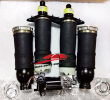 Complete set Allroad Quattro C5 4Wheel Air Ride Suspension Air Spring Bags & Compressor Kit 4Z7616007 4Z7616051D 4Z7616051A