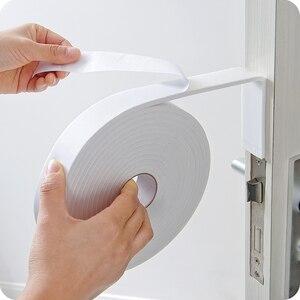 5M Flexible Self-adhesive window sealing strip Door bottom window gap dustproof Windproof sound insulation strip