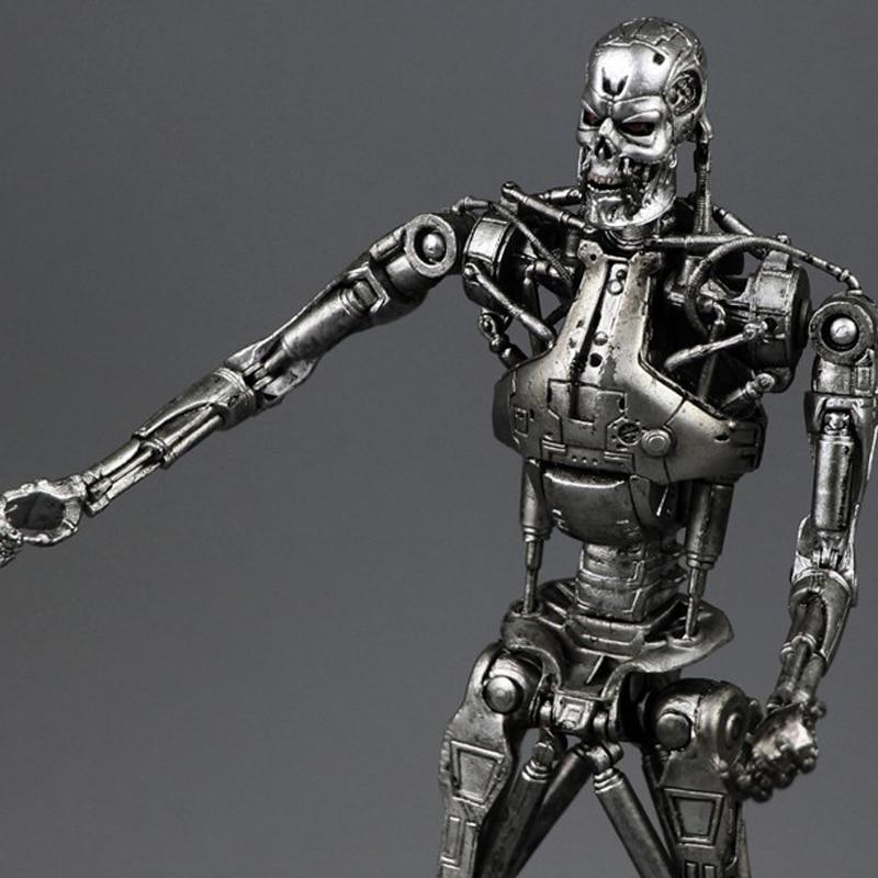(NO box) Besplatna dostava NECA Terminator 2 Akcija Slika T800 - Igračke figurice - Foto 2