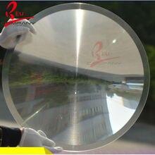 Диаметр 250 мм фокусное расстояние 90/100/120/140/185/230/240/260/290/1000 мм Большие размеры светодиодный светильник акриловые линзы Френеля