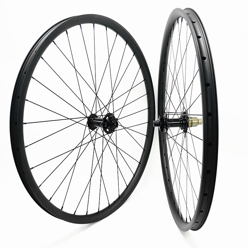 Roues en carbone vtt 27.5er bitex R211 boost 110x15mm 148x12mm roue de vélo 27mm 1440g Tubeless roues en carbone ett