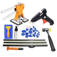 PDR tools paintless dent repair tools Dent Repair Kit Car Dent Puller PDR Glue Puller for Vehicle Car Auto dent removal tools pdr car body paintless dent repair tools puller