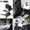 For Suzuki GSXR600 750 1000 K1 K3 K4 K5 K6 K7 K8 K9 GPS Navigation Frame