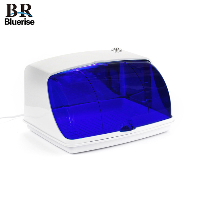 Nail Tools Uv Sterilizer Machine Manicure Disinfecting Box Sterilizing Micro Organisms Art Salon Professional