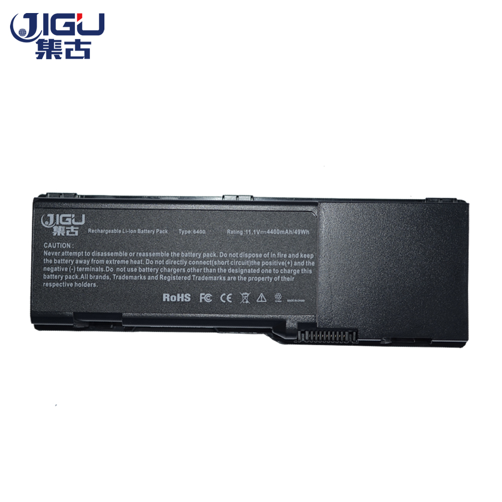 JIGU Laptop <font><b>Battery</b></font> For <font><b>Dell</b></font> Latitude 131L For Vostro 1000 FOR <font><b>Inspiron</b></font> 6400 <font><b>1501</b></font> E1505 6Cells image