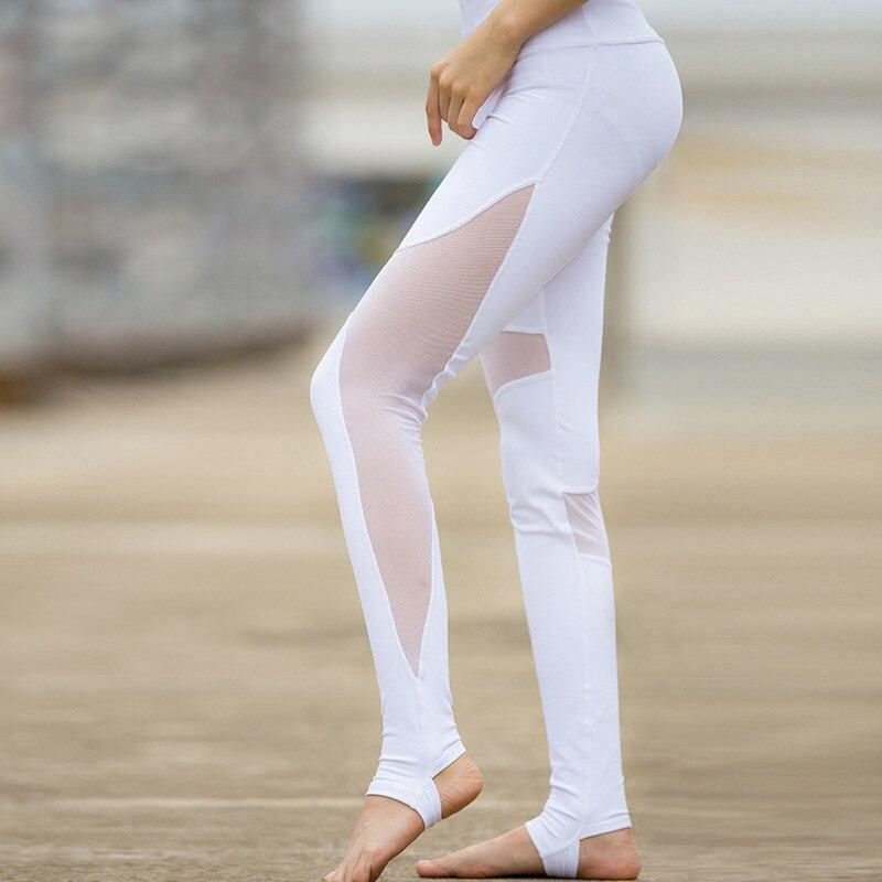 Yoga Pants Yoga Tights font b Leggings b font Perspective Fitness Cross Yoga Running Sports Trousers