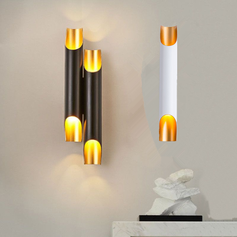 Modern Replica Delightfull Colt Wall Lamp LED Wall Sconces For Bedroom Living room Luminaria Wall Light Fixtures Lustre Lighting modern glass ball wall lamps luminaria led wall lights for bedroom living room wall sconces light fixtures lustre lighting lighs