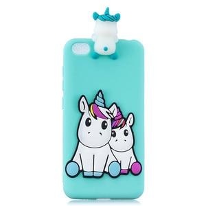 Image 2 - for Xiaomi Redmi Go Case on For Coque Xiomi Xiaomi Redmi Go Cover Cartoon 3D Doll Toys Candy Soft TPU Silicone Phone Case Fundas