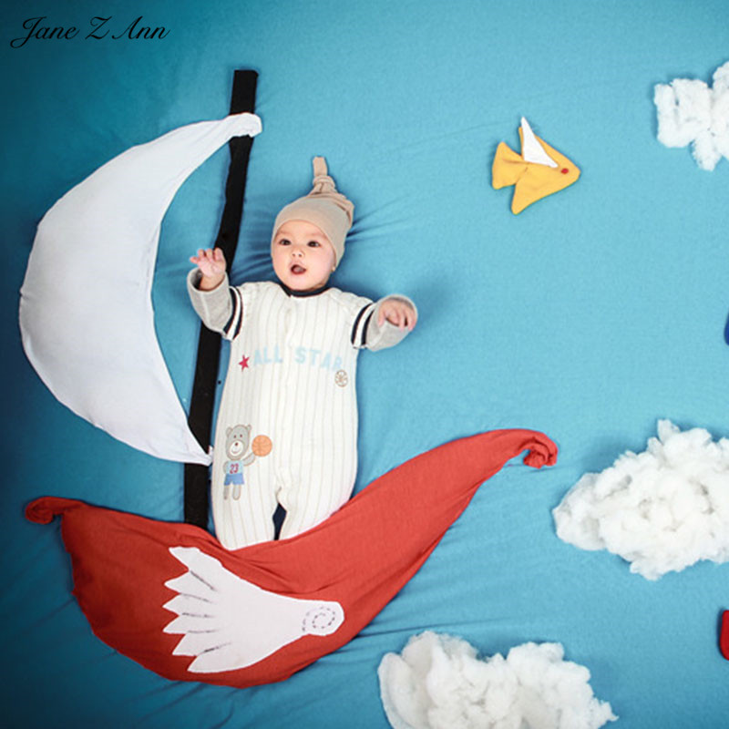 все цены на Jane Z Ann Baby Photography Props Theme Background Costume Clothes flying bird picture Accessories Studio Shooting Props