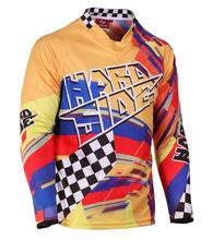2019 New Racing Riding Long Sleeves Motorcycles BMX DH moto Jersey motocross jersey MX spexcel Off Road Mountain Bike MTB