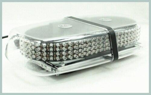 Bintang lebih tinggi DC12V 24W 130 Led lightbar peringatan mini, - Lampu mobil - Foto 4
