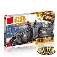 New Star Wars Series Imperial Conveyex Transport Compatible Legoing Starwars 75217 Building Blocks Bricks Kids Christmas Gifts