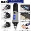 HILDA Electric Drill Dremel Grinder Engraving Pen Grinder Mini Drill Electric Rotary Tool Grinding Machine Dremel Accessories 4