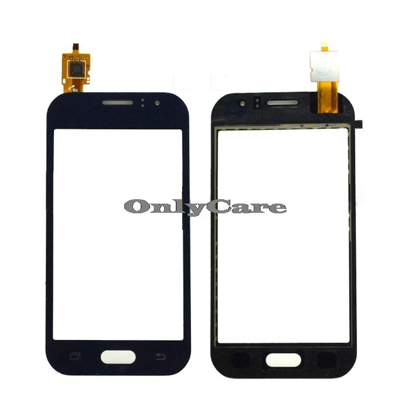 Replacement External Glass 4.3 For Samsung Galaxy j1 Ace j110 LCD Display Touch Screen Digitizer Front Glass Lens Sensor Panel