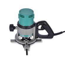 1 PC Wood Router Electrical wood carving woodworking milling openings trimmer slot machine edge trimmer machine
