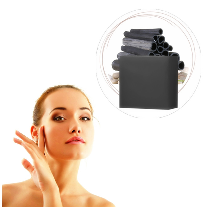 Hand Soap Herbal Medicine Handmade Collagen Vitamin Skin Whitening Bathing Tool Bamboo Charcoal Soap Bleaching Agents Acne Soap