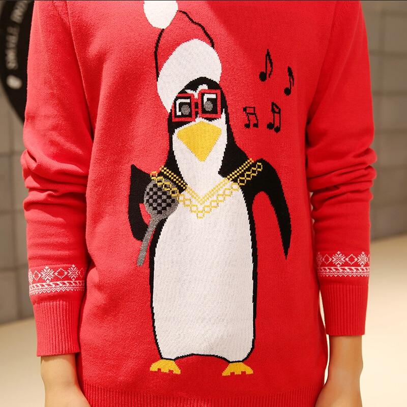 Aliexpress.com : Buy Jolintsai Unisex Ugly Christmas Sweater Men ...