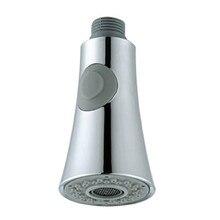 Chrom poliert/Gebürstetem Nickel Bad Küche Wasserhahn Universal Ersatzteil Spültischbatterie Ziehen Sprühkopf